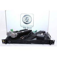 میکروفن بیسیم UHF زیکو مدل TD-9000H