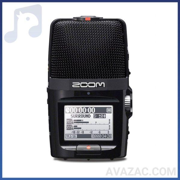 رکوردر صدا ZOOM مدل H2n-ZOOM H2n Handy Recorder