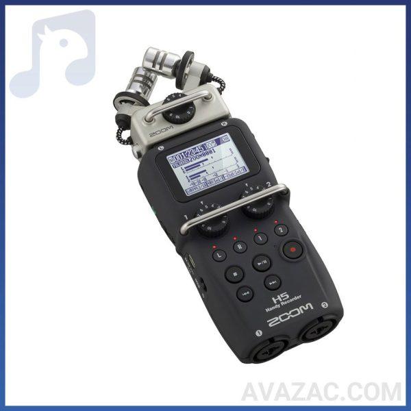 رکوردر صدا ZOOM مدل H5-فروشگاه آوازک