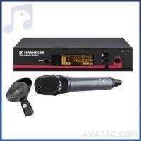 میکروفون بیسیم تک کانال یقه ای UH35II،میکروفن با سیم،Handheld Wireless Microphone