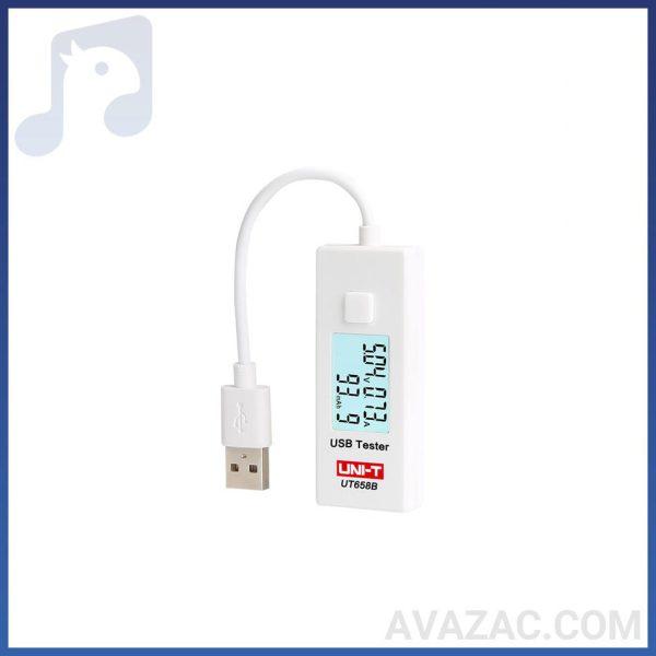تستر USB شارژر UT658B UNI-T