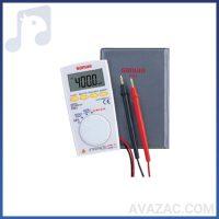 مولتی متر جیبی دیجیتال Sanwa مدل PM3