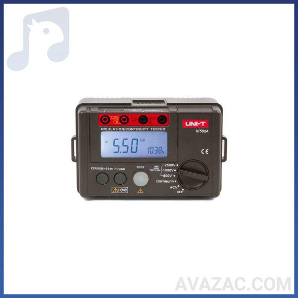 میگر دیجیتال UNI-T مدل UT502A