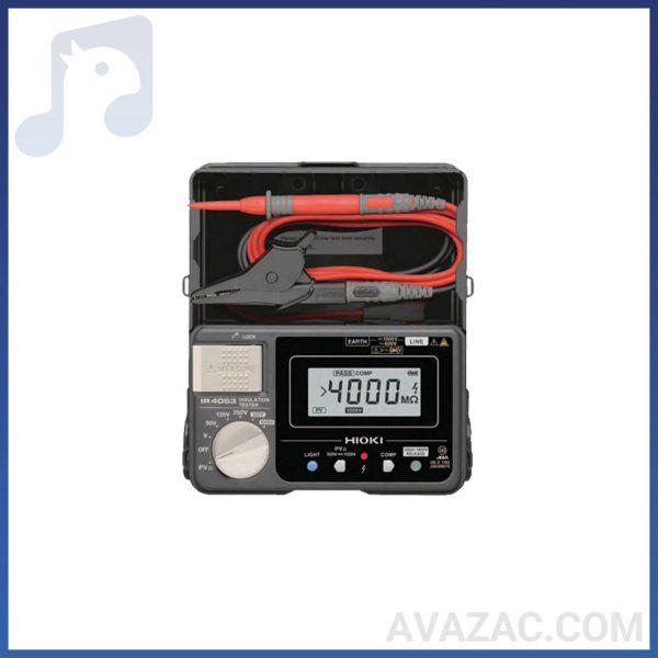 میگر دیجیتال ۱KV هیوکی مدل HIOKI IR-4053-10
