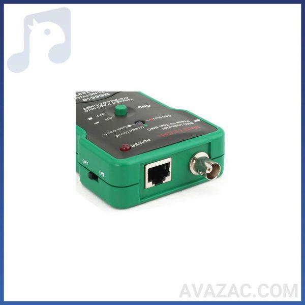 تستر کابل شبکه MASTECH مدل MS6810