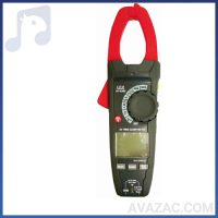 آمپرمتر کلمپی دیجیتال 1000 آمپر AC مدل DT-9380