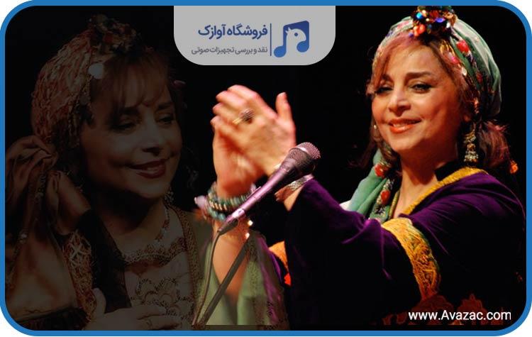 بانوان خواننده ایرانی