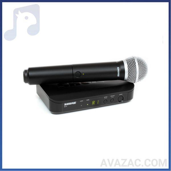 میکروفن بیسیم شور Shure BLX24E/PG58