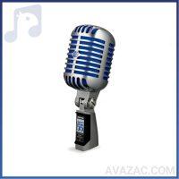 میکروفون داینامیک شور Shure SUPER55