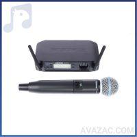 میکروفون بیسیم شور Shure GLXD24E/B58